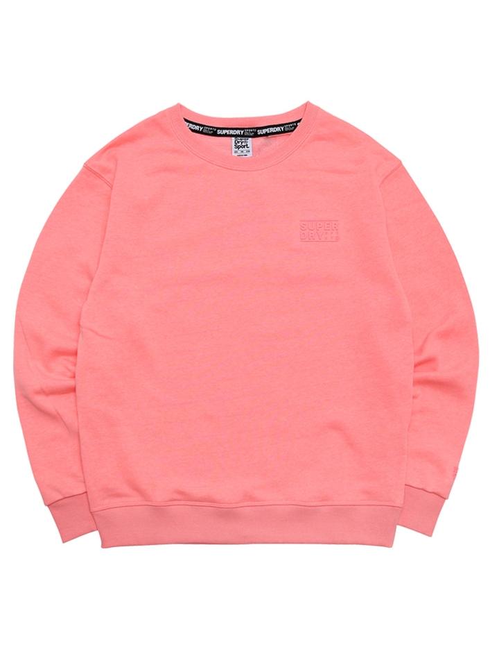 Core sport crew Sweatshirt - women (pink)