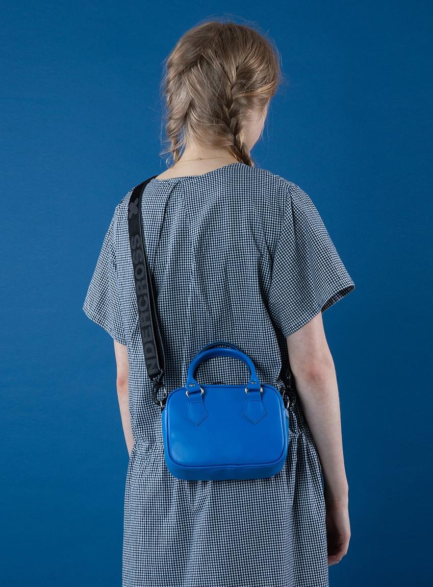 NEMO mini totebag (mat blue)