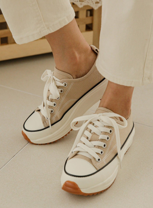 Kuhan Star Tall Sneakers