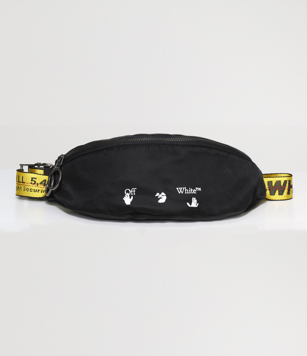 20FW Industrial Belt Bag (OMNA074E20FAB0011001)