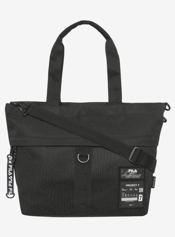 Project 7 Grande Sholder Bag - FS3BCC6B01X_JBK