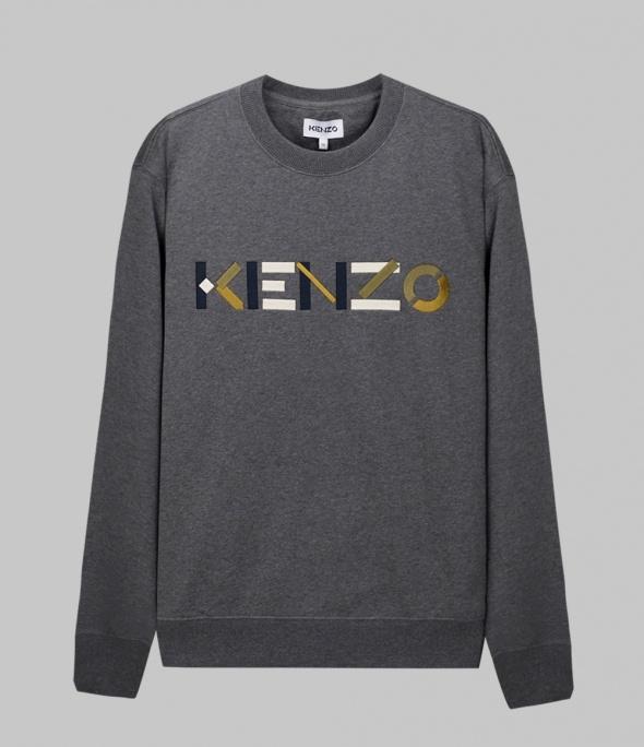 Multi Color Lettering Sweatshirt (FA6 5SW004 4MO 97)