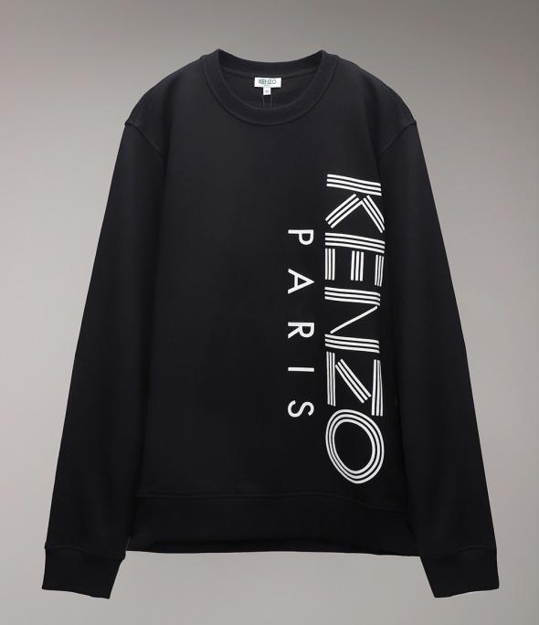 KENZO Vertical Lettering SWEATSHIRT (F96 5SW132 4MD 99)