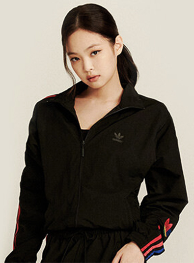 Jennie, BLACKPINK - 3D Track Top (GD2230)