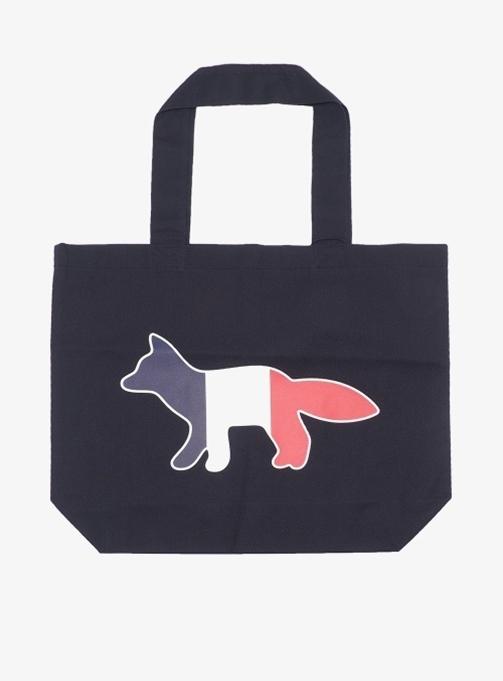 TOTE BAG TRICOLOR FOX (AU05101WW0007-NA)