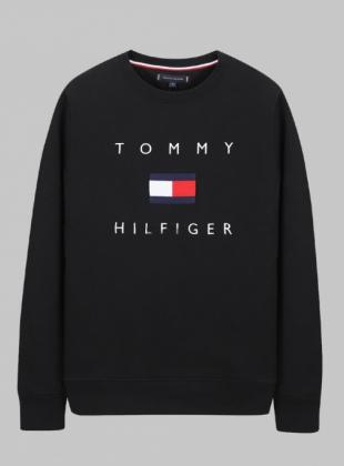 TOMMY FLAG HILFIGER SWEATSHIRT(MW0MW14204BDS)